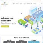 Online il sito di Miramare Service srl