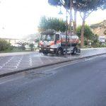 sanificazione stradale maiori