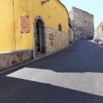 taglio spazzamento strada provinciale minori