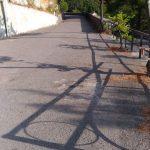 pulizia strada cimitero maiori