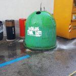 sanificazione campana vetro maiori