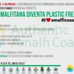 """Il Distretto Turistico Costa d'Amalfi presenta """"La Costiera Amalfitana diventa Plastic Free"""""""