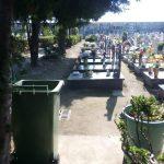 Cimitero comunale Maiori pulizia manutenzione