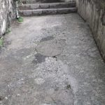 Maiori pulizia spazzamento via Campo