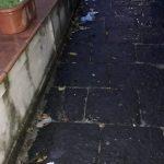 Maiori pulizia spazzamento via Fuori Tuoro