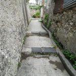 Minori Spazzamento in località Villamena