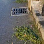 Spazzamento pulizia via Nuova Chiunzi Maiori