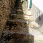 Conca de Marini Via roma, via belvedere, via petingolo completate taglio e spazzamento