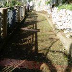 Conca dei Marini taglio spazzamento via Ciglio