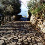 Conca dei Marini taglio spazzamento via Sperone