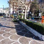 Maiori area Parco Giochi: manutenzione del verde, spazzamento e pulizia