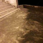 Spazzamento e pulizia Frazione Vecite