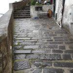 via Vena ed inizio taglio e spazzamento via San Giuseppe sentiero dei limoni
