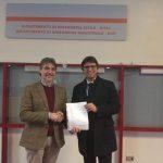 Sottoscritta Convenzione per Tirocini con l'Università degli Studi di Salerno