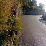 Taglio e spazzamento presso località Miramare