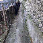 Spazzamento e pulizia presso Via Torre di Milo e Frazione Ponteprimario