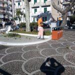 Maiori Taglio e potatura piante basse presso il lungomare in zona San Francesco