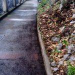 Spazzamento e pulizia via Ciglio