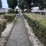 Spazzamento e pulizia presso Cimitero Comunale