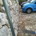 Taglio, spazzamento e pulizia località Torre