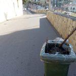 Riepilogo degli interventi settimanali di pulizia e manutenzione