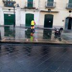 Lavaggio e sanificazione Corso Reginna