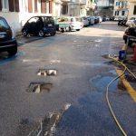 Maiori Lavaggio stradale