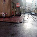 Maiori Lavaggio stradale Zona Poste e stazione carabinieri
