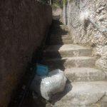Maiori Taglio e spazzamento in Via Casa di Genova