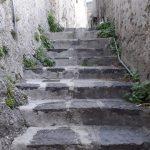Taglio e spazzamento via Castello e San Pietro