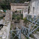 Taglio e spazzamento presso Campanile Annunziata