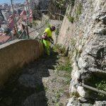 Minori Taglio e spazzamento presso località Petrito