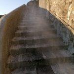 Terminate attività di sanificazione presso zone alte
