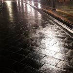 Lavaggio in Via Pedamentin, San Giacomo, Via Orti, Via Capitolo e Via S. Tecla