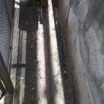 Taglio e spazzamento zona Poste e Caserma dei Carabinieri