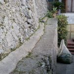 Taglio e spazzamento in via Petrito