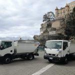 Consegnati nuovi automezzi ai coordinatori Miramare Service