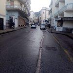 Lavaggio e sanificazione in via Nuova Chiunzi e San Pietro