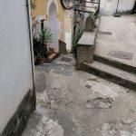 Spazzamento e pulizia in località Petrito