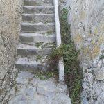 Taglio e spazzamento presso località Torre Annunziata