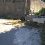 Taglio e spazzamento località Pendolo