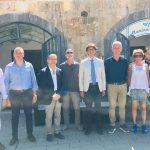 Assemblea dei Soci Miramare Service: rinnovata fiducia all'unanimità all'Amministratore Unico Ing. La Mura