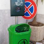 Atrani installazione postazioni per deiezioni canine