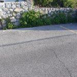 Conca dei Marini taglio e spazzamento località Miramare