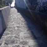 Conca dei Marini taglio e spazzamento presso San Pancrazio