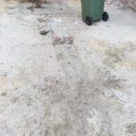Erchie pulizia alveo del fiume