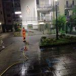 Irrigazione aree di verde urbano Maiori