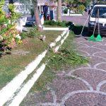Irrigazione e taglio aiuole Maiori