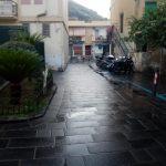 Lavaggio effettuato presso lungomare, via Orti e via Barca a Vela Maiori