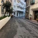 Lavaggio strade e vicoli Minori